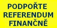 podpořte referendum finančně